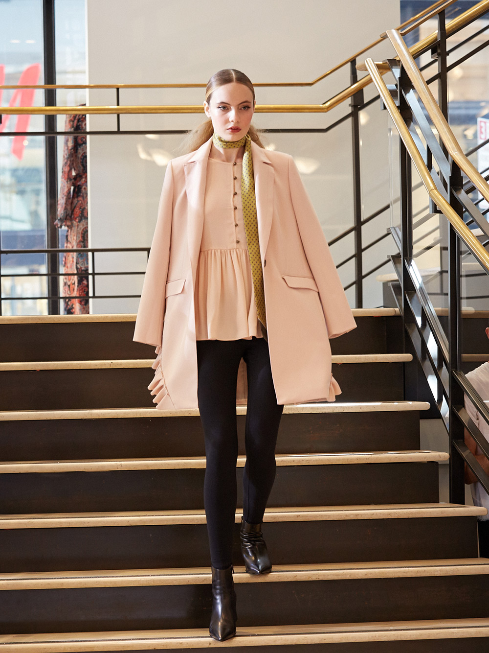 Nyfw Behind The Sceneswith Olivia Palermo The Republic